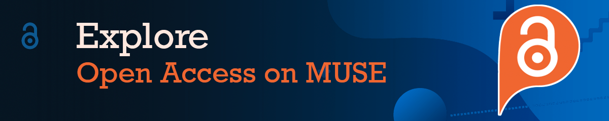 Explore Open Access on MUSE